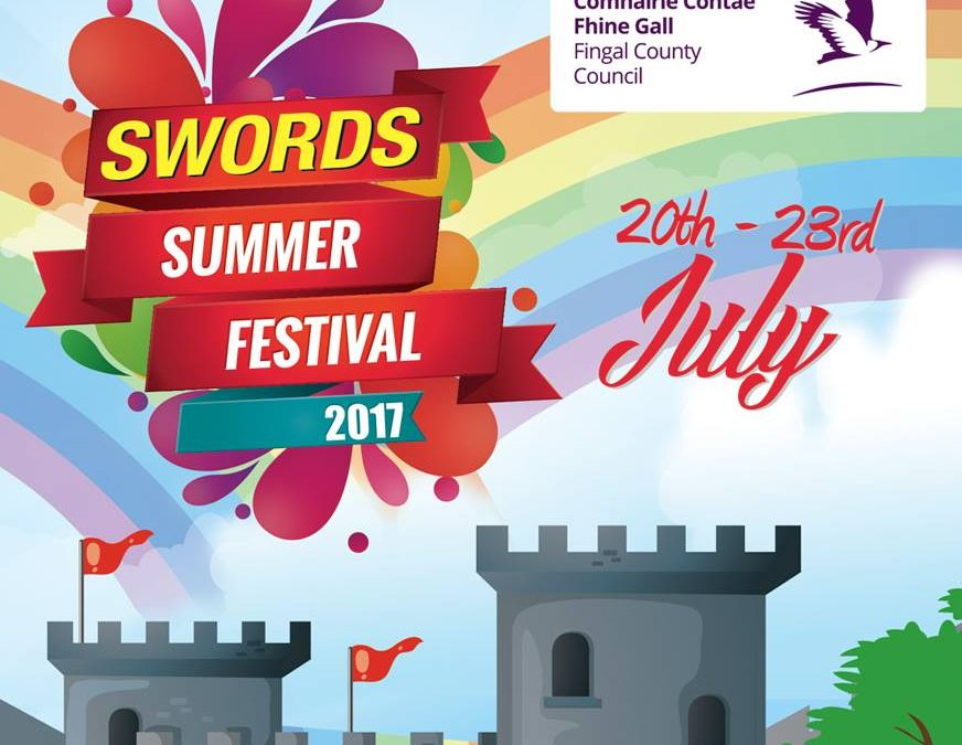 Swords Summer Festival returning for third year 20th to 23rd July